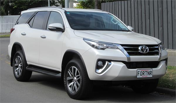 new fortuner vehicles will be purchased