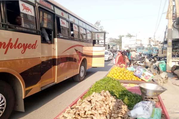 PunjabKesari, Bus Image