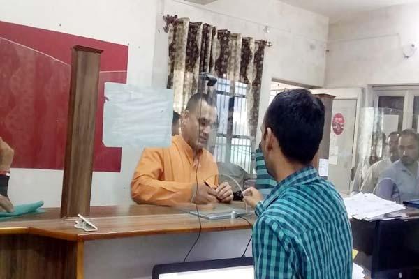 PunjabKesari, IPS Officer Ajay Krishan Sharma Image