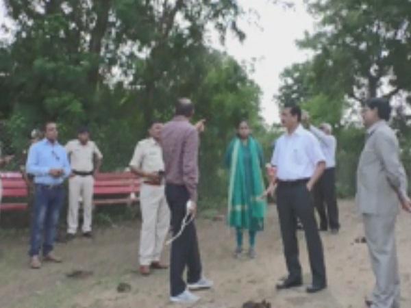 PunjabKesari, Madhya Pradesh News, Hoshangabad News, Collector, SDM, High Court, Cow Conservation, Gaushala