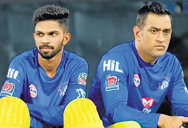 MS Dhoni, Faf du Plessis, RutuRaj Gaikwad, CSK, CSK vs RCB, Chennai Super Kings, IPL news in hindi, IPL 2020