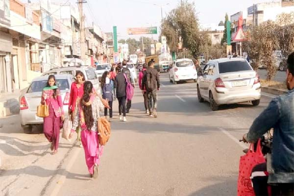 PunjabKesari, Passenger Image