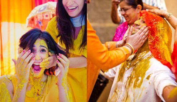PunjabKesari, wedding haldi