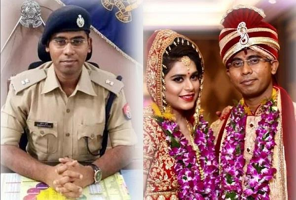 application filed in cjm court kanpur in suicide case of ips surendra das
