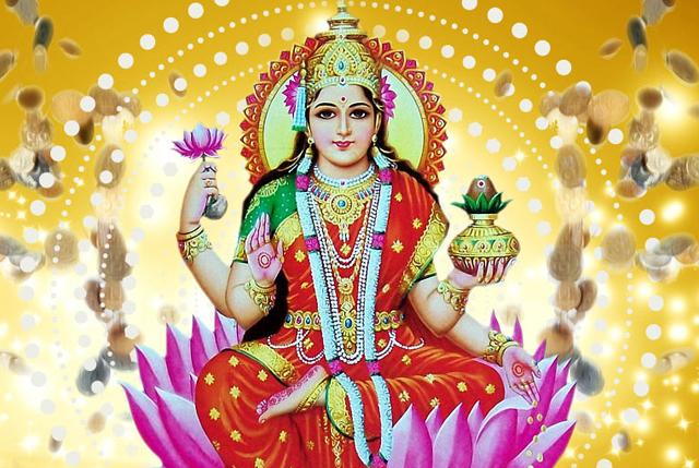 PunjabKesari, kundli tv, mata lakshmi image