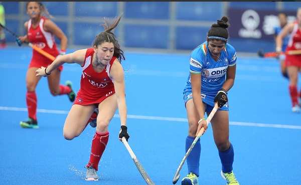 Indian Women hockey team Qualified for Olympics