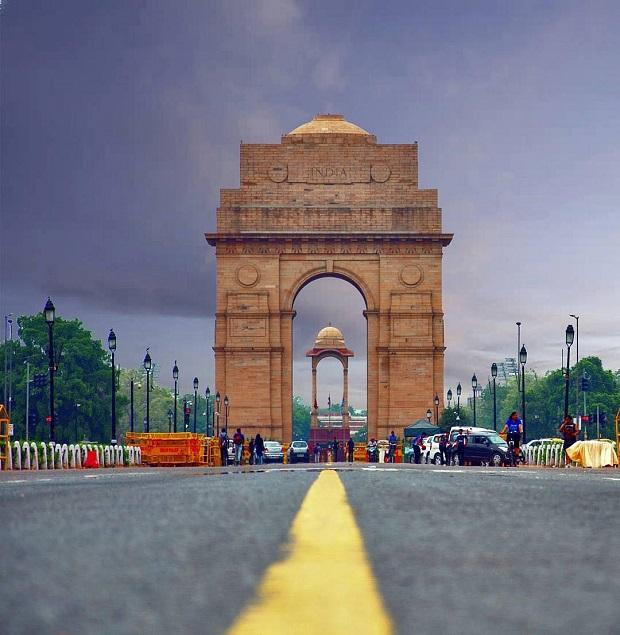 PunjabKesari, इंडिया गेट  इमेज, republic day image, india gate image