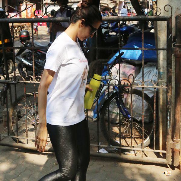 PunjabKesari,मलाइका अरोड़ा image,जिम image, हाॅट लुक image,