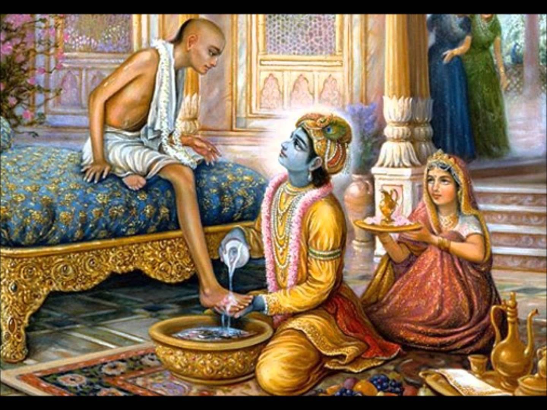PunjabKesari, श्री कृष्ण, सुदामा, Sri Krishan, Sudama