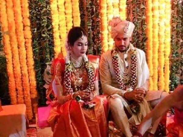 PunjabKesari, Manish Pandey Wife photo, ashrita shetty photos, manish pandey photo, Manish Pandey Marriage