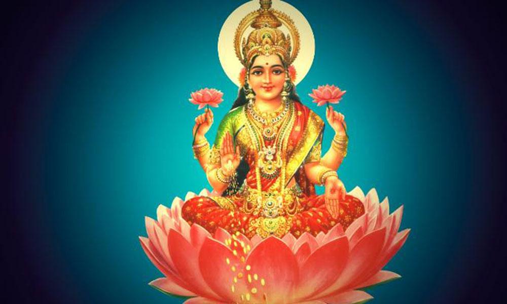 PunjabKesari, देवी लक्ष्मी, लक्ष्मी माता, Lakshmi Mata image