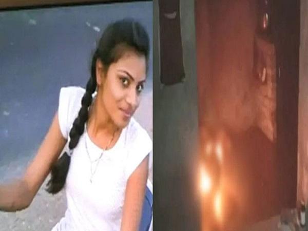 PunjabKesari, Ti line attachment, Married woman suicide, viral video, police, insensitive photo,  Bhavgarh, Mandsaur, Madhya Pradesh, Punjab Kesari