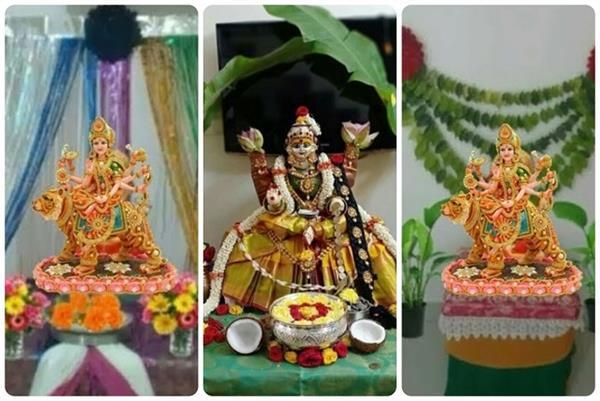 Navratri Special: नवरात्रि पर्व के लिए यूं सजाएं Pooja Room