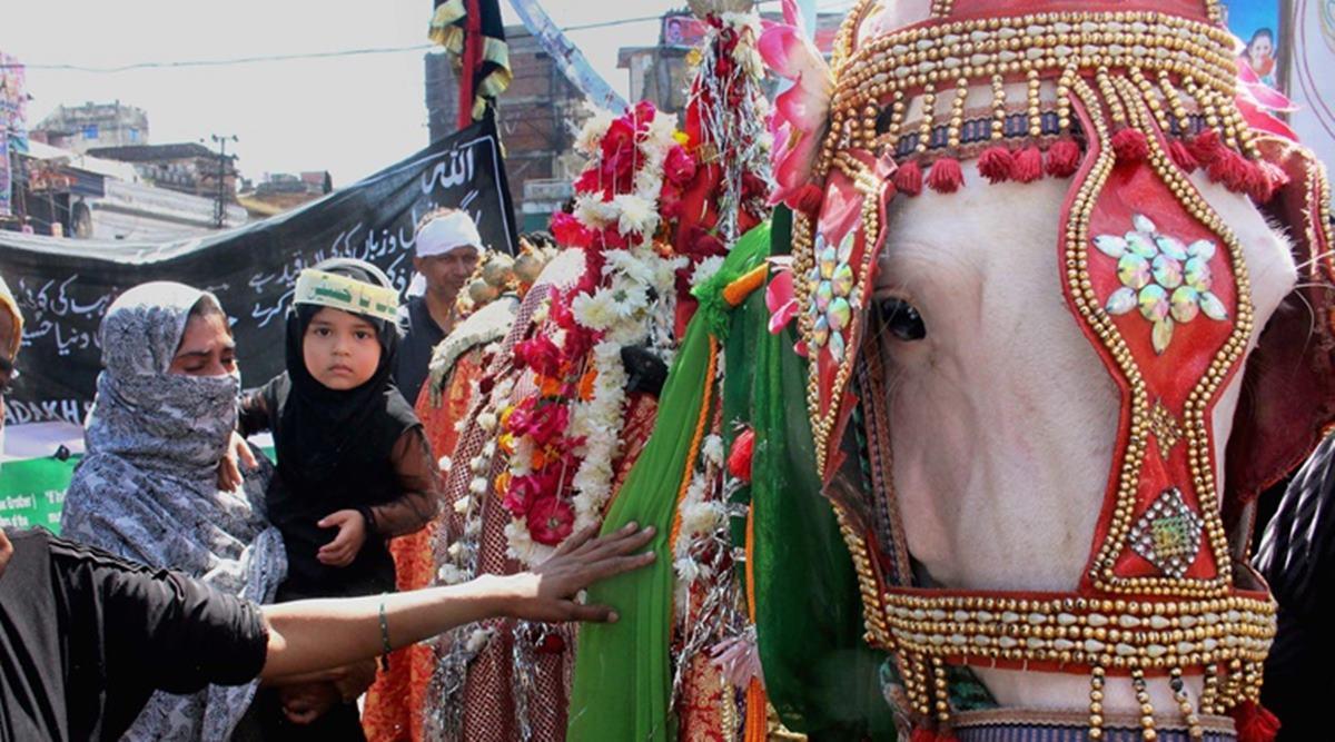PunjabKesari, Muharram, Muharram 2019, मुहर्रम, Tazia, Tazia importance, Tazia history, Sunni muslim, Shia Muslim, ताजियादारी, शिया मुस्लिम, सुन्नी मुस्लिम