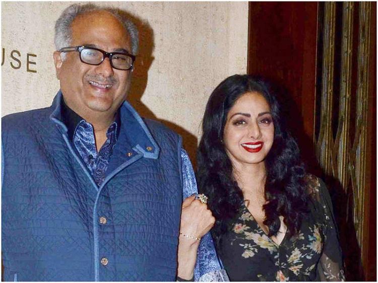 Bollywood Tadka, boney kapoor and sridevi