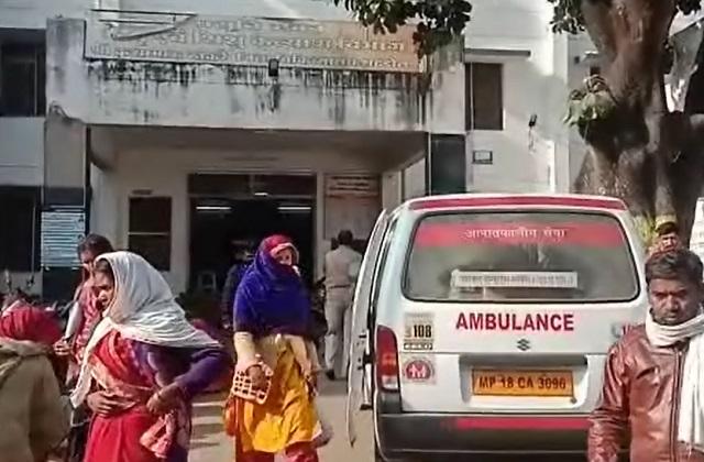 PunjabKesari, Madhya Pradesh, Kushabhau Hospital, Shahdol, District Hospital, Death of children