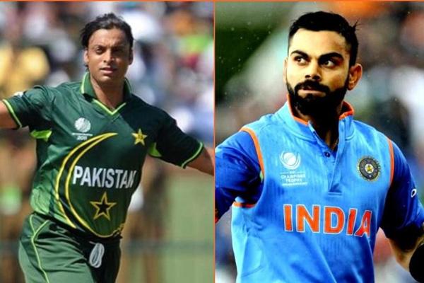 Virat Kohli, Spoiled Cricketer, Shoaib Akhtar, cricket news in hindi, Sports news, Team india, PCB, Pakistan Fast Bowler Shoaib Akhtar