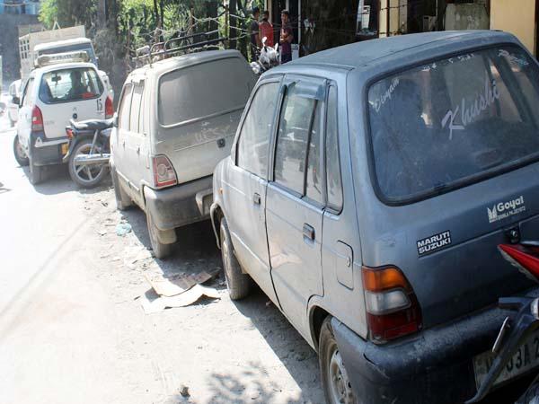 PunjabKesari, Vehicle Image