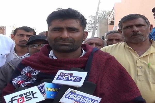 PunjabKesari, terrorist, encounter, martyr, village
