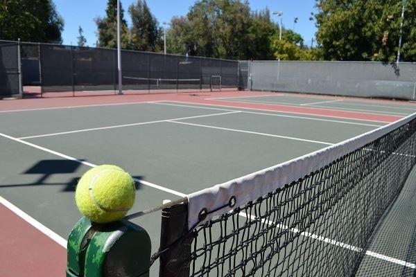 PunjabKesarisports Tennis court