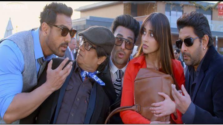 Bollywood Tadka, Pagalpanti Trailer