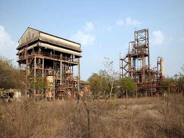 PunjabKesari, Madhya Pradesh News, Bhopal News, Bhopal Gas Scandal, Bhopal Gas Tragedy, Methyl Isocyanide, Union Carbide India Limited, Warren Anderson, मिथआइल आइसोसाइनाइड, यूनियन कार्बाइड, यूनियन कार्बाइड इंडिया लिमिटेड, वॉरेन एंडरसन, भोपाल गैस त्रासदी