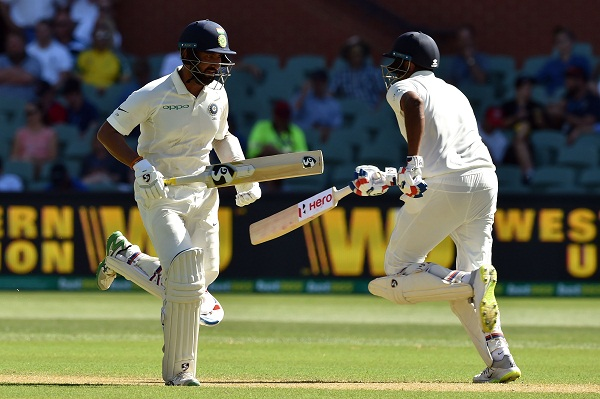 sports news, Cricket news in hindi, Ind vs Aus, Team India, Test series, England, Former captain, Michael Vaughan, India batted, stupid way