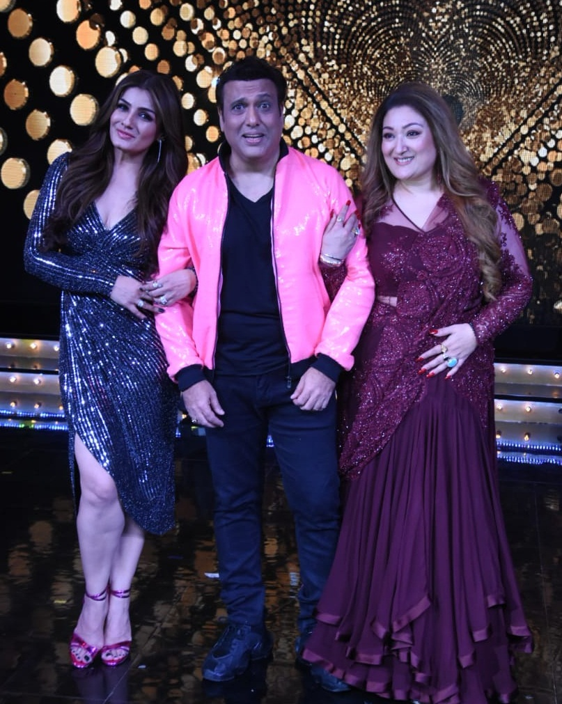 Bollywood Tadka,रवीना टंडन इमेज,रवीना टंडन फोटो,रवीना टंडन पिक्चर, गोविंदा इमेज, गोविंदा फोटो, गोविंदा पिक्चर, सुनीता अहूजा इमेज,सुनीता अहूजा फोटो,सुनीता अहूजा पिक्चर