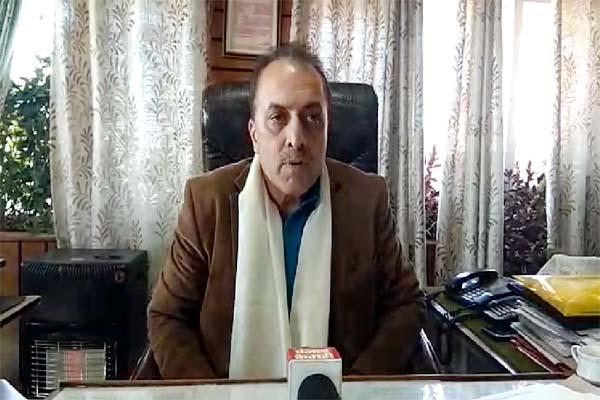 PunjabKesari, Director of Horticulture Department Image