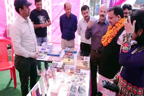PunjabKesari, Arts and Crafts Fair Image