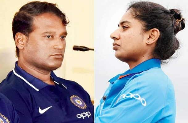 mithali and powar image
