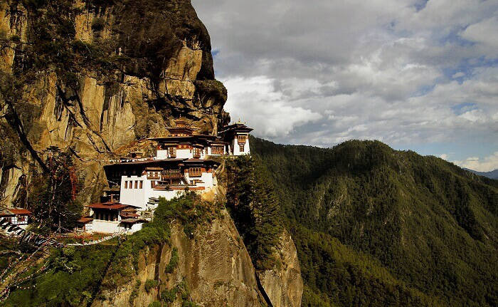 PunjabKesari, Nari, Bhutan Best Place