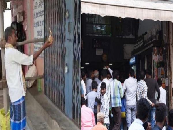 PunjabKesari, Liquor shops discounts, liquor discounts, lockdown waivers, lockdown 3.0, Corona, Madhya Pradesh, Delhi