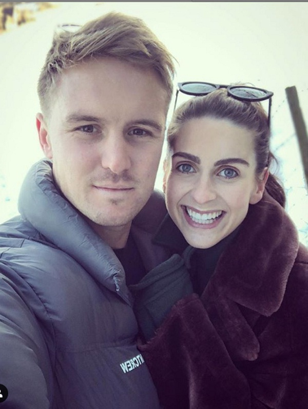 England cricket team wives and wags 2019