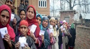 secnon phase pollling in jammu kashmir on 18