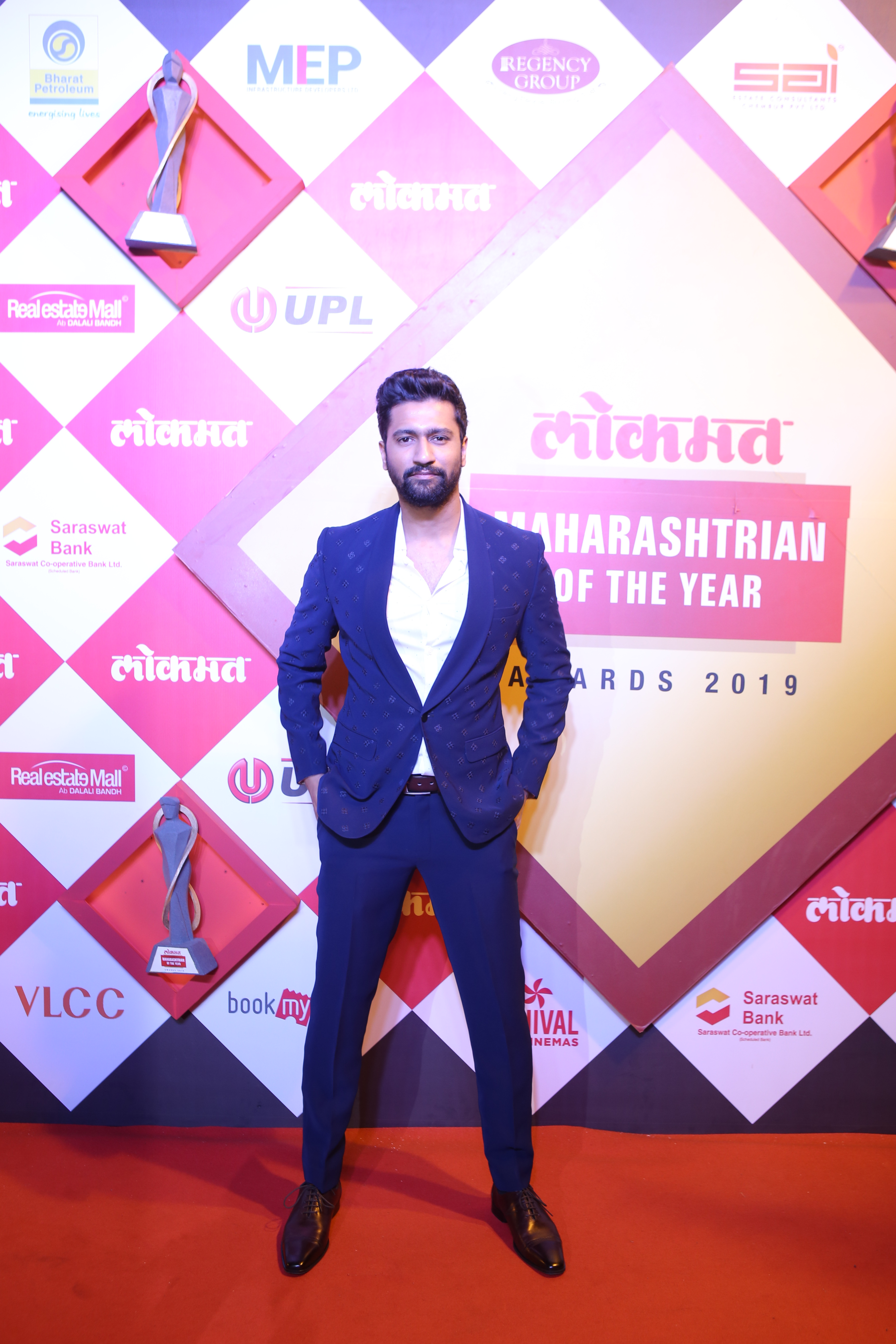 PunjabKesari, LMOTY 2019 Image, Maharashtrian of the Year Award Image