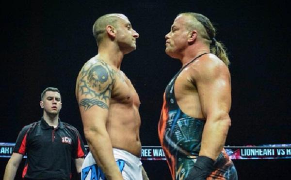 PAIGE give condolence message on Wrestler Lionheart tragic death
