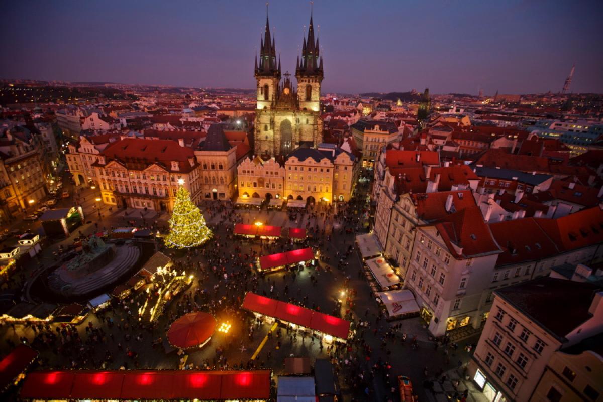PunjabKesari, Prague the Czech Republic