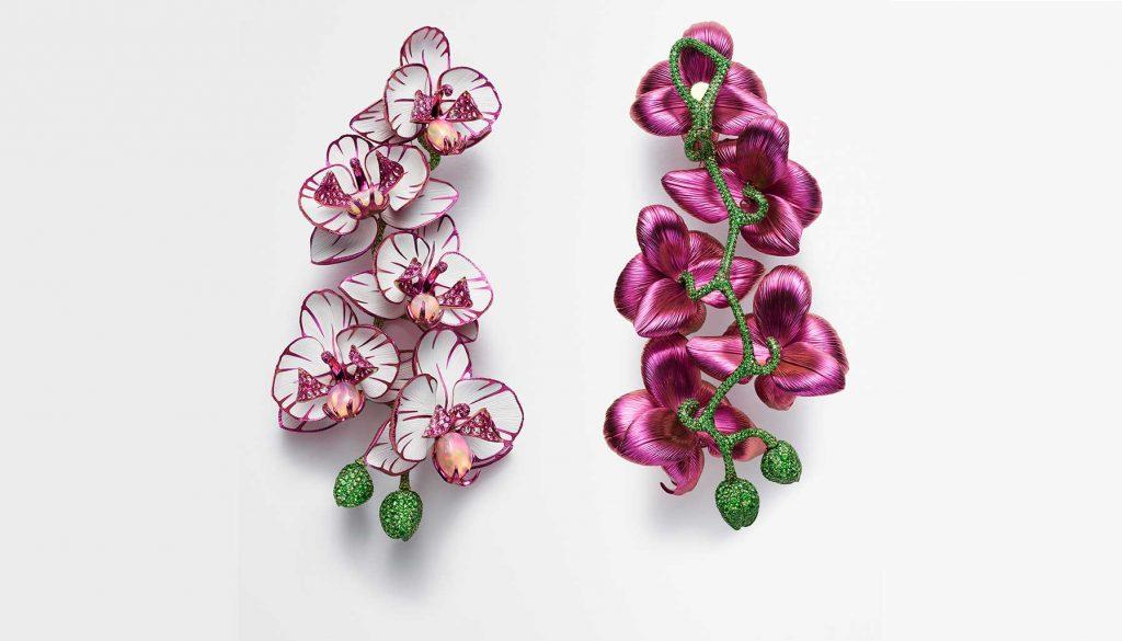 PunjabKesari, Feminine flowers, heart and butterfly motifs  jewellery , Nari