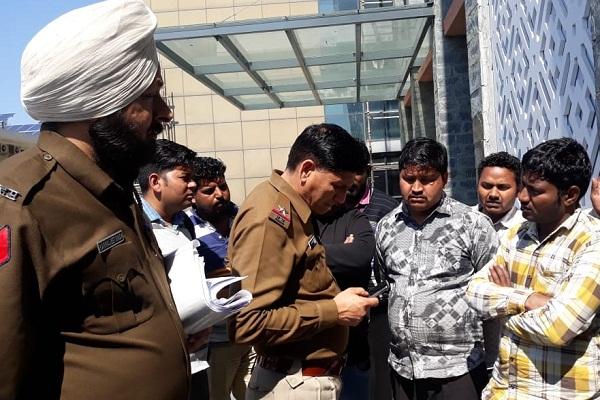 PunjabKesari, haryana police