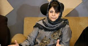 hurriyat os ready for talk and its good said mehbooba