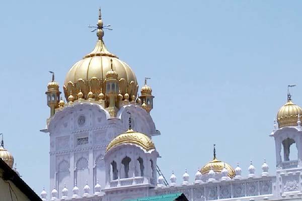 PunjabKesari, Shri Dashmesh Sahib Image