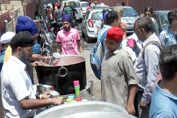 PunjabKesari, Chabeel Image