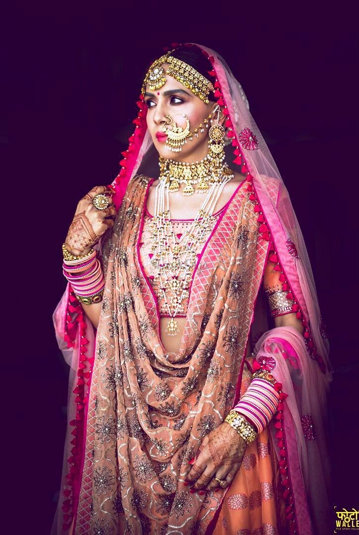 PunjabKesari, lehenga designs photos, lehenga choli images, lehenga photo,लहंगा डिजाइन फोटो