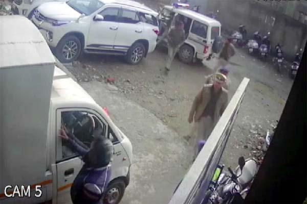 PunjabKesari, Police Image