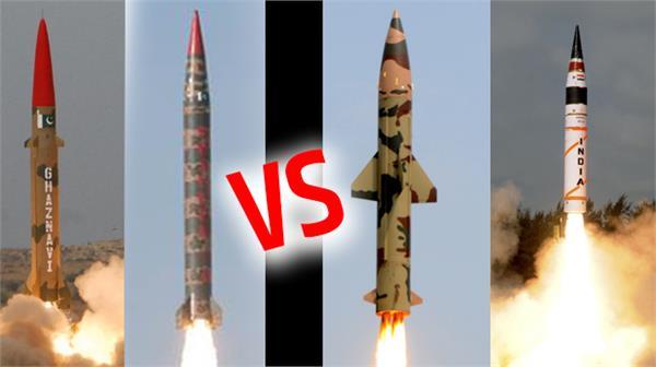 pakistan scared of ghaznavi missile forgot india s agni