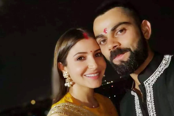 Virat kohli wife Anushka suffering from bulging disc problem