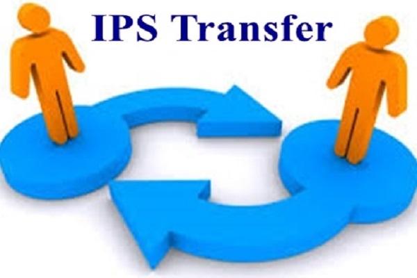 PunjabKesari, Madhya Pardesh Hindi News,Indore Hindi News, Indore Hindi Samachar, ADG, Transfer Posting