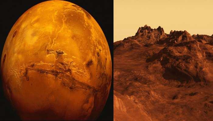 PunjabKesari, मंगल ग्रह, मंगल, mars, mars planet, mars grah