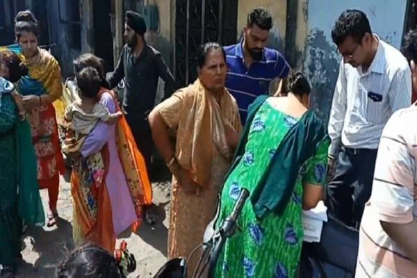PunjabKesari, haryana hindi news, yamunanagar hindi news, child helpline, burn, crime